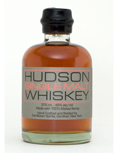 Tuthilltown Hudson Single Malt Whiskey