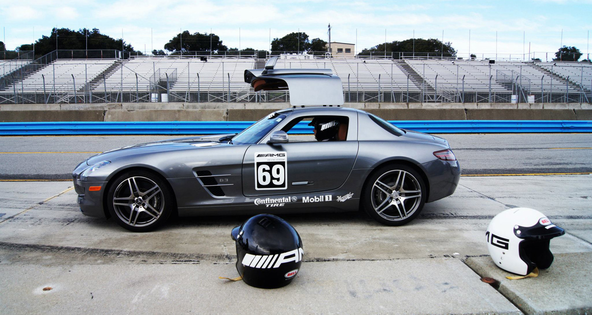 Mercedes Benz AMG Driving School