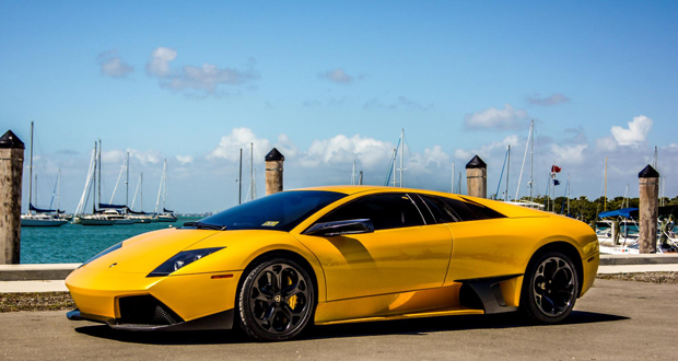 Exotic Car Rentals in Miami