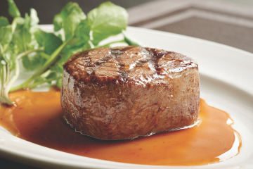 steak filet mignon
