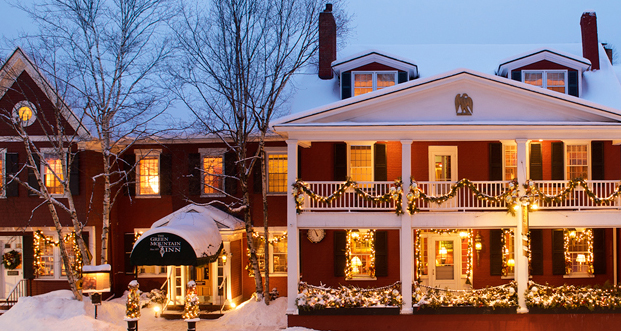 Green Mountain Inn Stowe Vermont