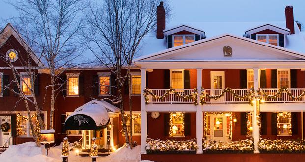 Green Mountain Inn Stowe Vermont
