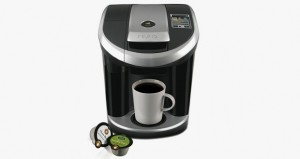 A Perfect Cup of Coffee | The Keurig Vue V700 Brewer