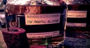 Make Your Own Whisky Blend