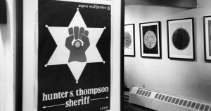 Gonzo Museum: Rare Counterculture Art For Sale from Hunter S. Thompson, Tom Benton & Ralph Steadman