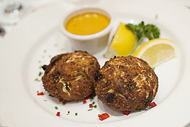 Benjamin Steakhouse Crabcake