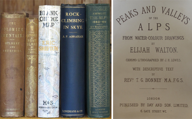 Rare Mountaineering Books
