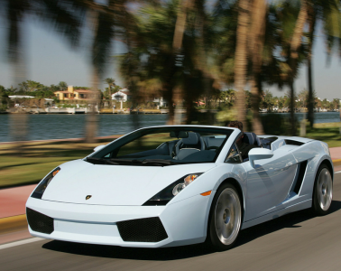 signature car collection header lambo