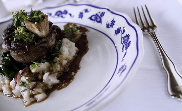 Lamb Osso Bucco