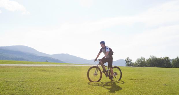 Trapp Family Lodge Mountain Biking