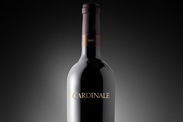 The 2009 Cardinale Cabernet Sauvignon