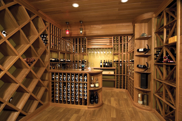 Six Steps To Starting Your Luxury Wine Cellar Alister