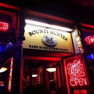 Bounty Hunter Napa