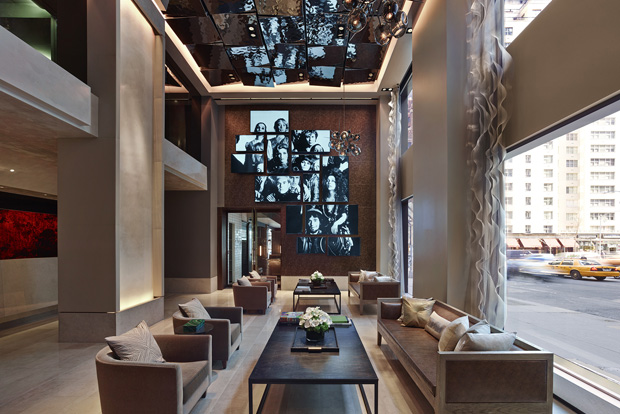 The Quin Lobby