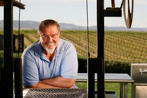 Gary Eberle, Pioneer of the California wine movement