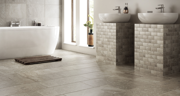 The ultimate dream home luxurious tile design from for Daltile bathroom tile designs