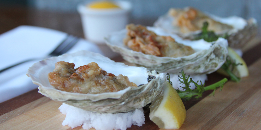oysters common man