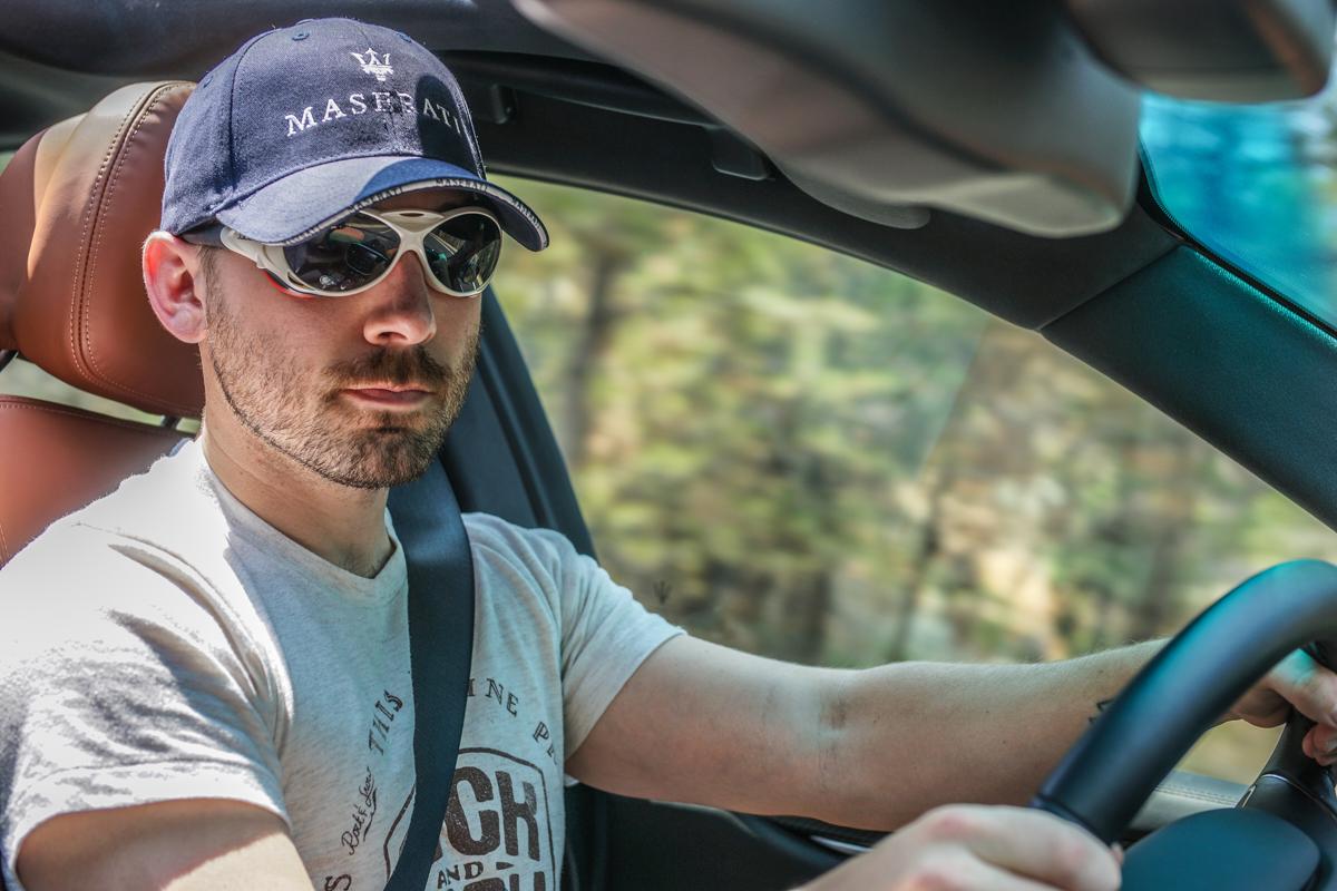 Brian Aitken Test Drives the 2015 Maserati Ghibli S Q4