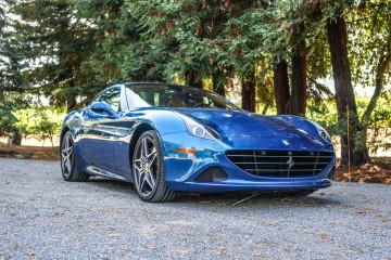 2015 Ferrari California by Brian Aitken
