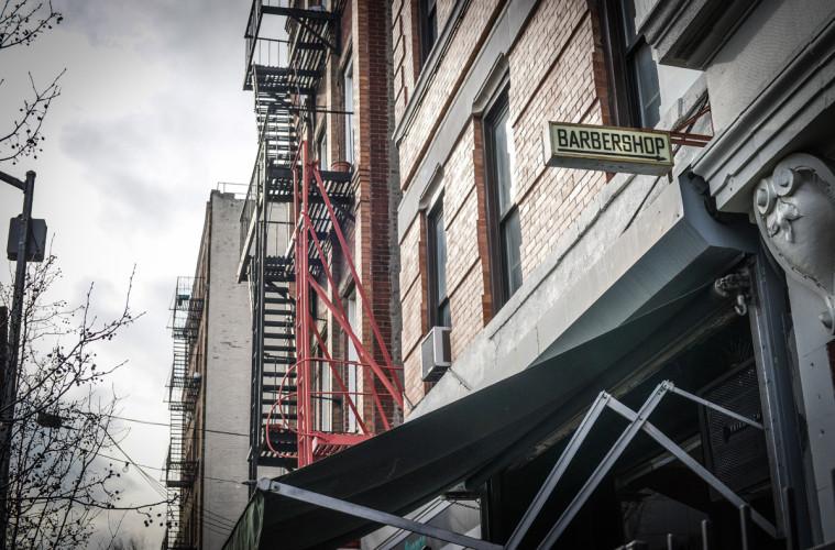 Persons of Interest Barbershop in Williamsburg Brooklyn