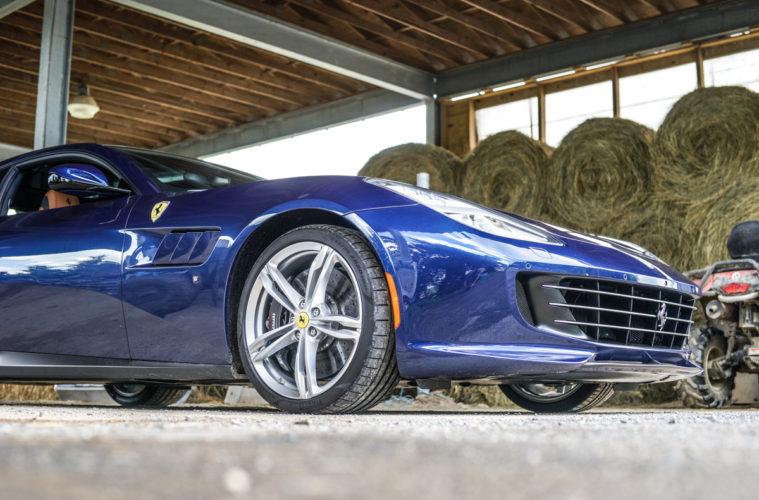 2017 Ferrari GTC4 Lusso Photo by Brian Aitken